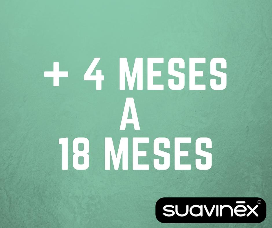 3) + 4 a 18 MESES