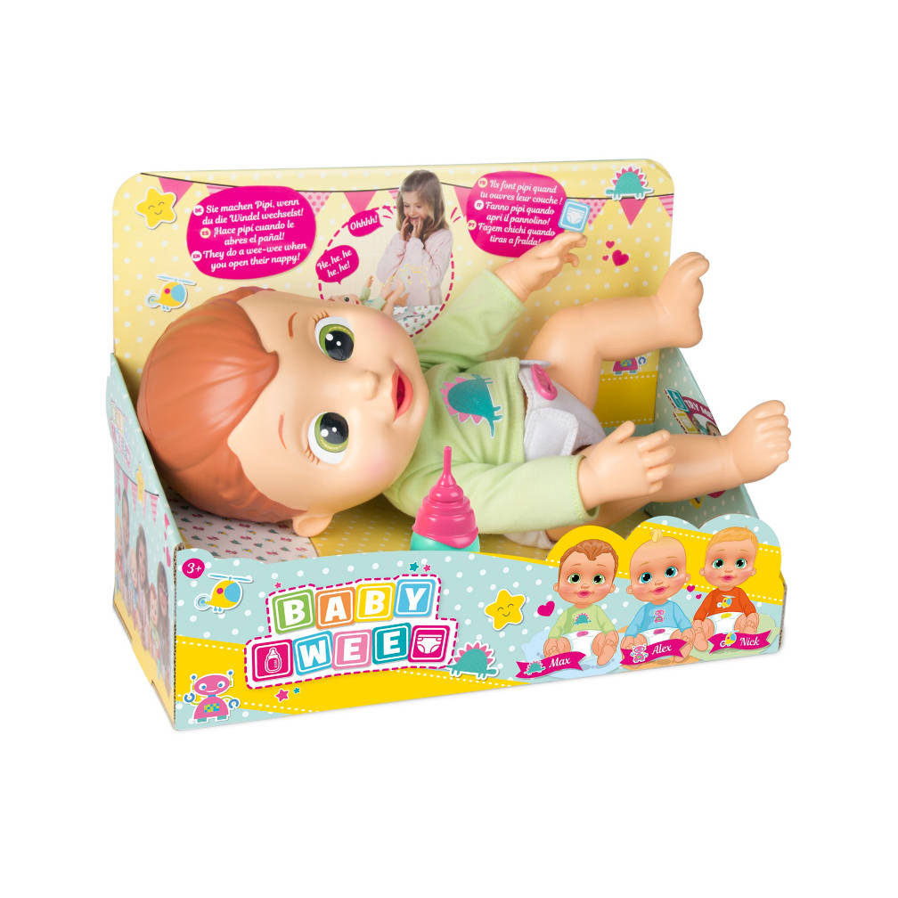 BABY WEE - PEQUES PIPI MAX