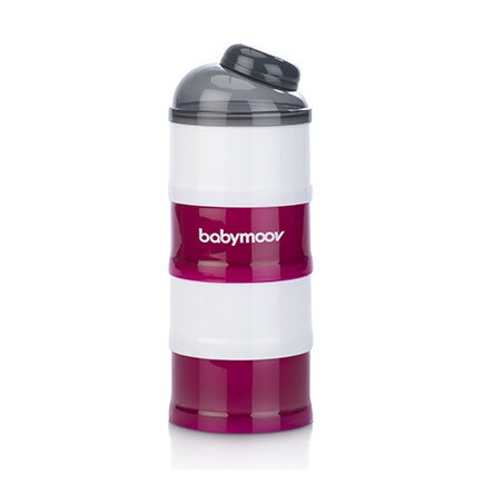 BABYMOOV -DISPENSADOR DE FORMULA CHERRY