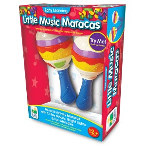THE LEARNING JOURNEY - APRENDIZAJE TEMPRANO MARACAS