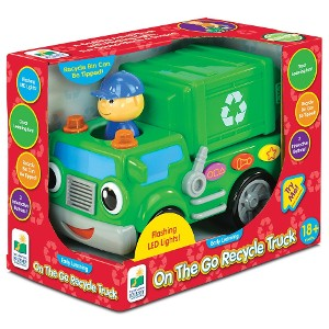 THE LEARNING JOURNEY - APRENDIZAJE TEMPRANO CAMION RECICLADOR