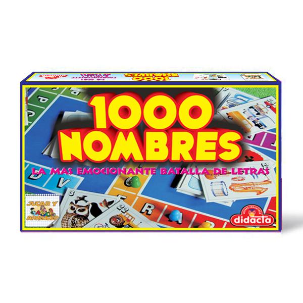 DIDACTA - 1000 NOMBRES