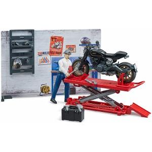 BRUDER - BWORLD MOTORCYCLE SERVICE
