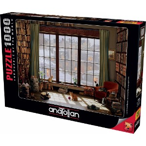 ANATOLIAN - PUZZLE 1000 PIEZAS WINDOW CAT