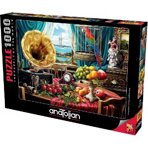 ANATOLIAN - PUZZLE 1000 PIEZAS STILL LIFE WITH FRUIT