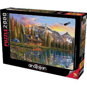 ANATOLIAN - PUZZLE 2000 PIEZAS OLDLOOK CABIN