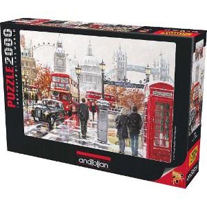 ANATOLIAN - PUZZLE 2000 PIEZAS LONDON