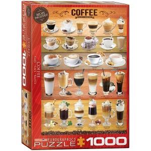 EUROGRAPHICS - PUZZLE 1000 PZAS COFFEE