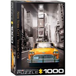 EUROGRAPHICS - PUZZLE 1000 PZAS NEW YORK CITY WELLOW CA