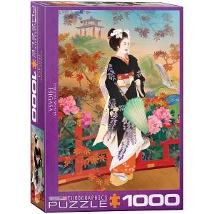 EUROGRAPHICS - PUZZLE 1000 PZAS HIGASA BY HARUYO MORITA