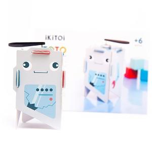 IKITOI - KIT VIBROBOT TOTO