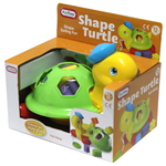 FUN TIME - SHAPE TURTLE