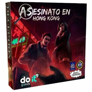 DO IT GAMES - ASESINATO EN HONG KONG