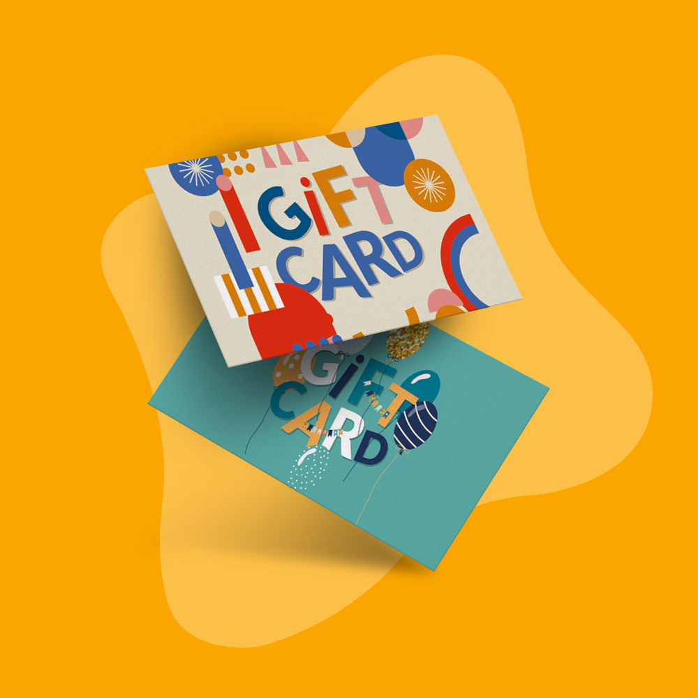 Gift Card - Tarjeta de Regalo