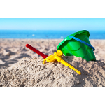 Juguetes de agua y playa