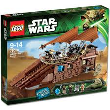 LEGO STAR WARS - JABBA'S SAIL BARGE