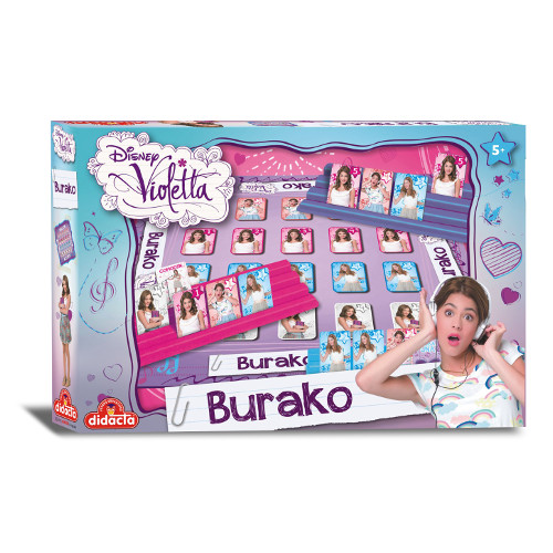 VIOLETTA - BURAKO