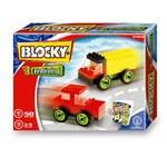 BLOCKY - VEHICULOS 1 50 PIEZAS