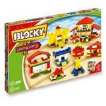 BLOCKY - CONSTRUCC.3  400 PIEZAS