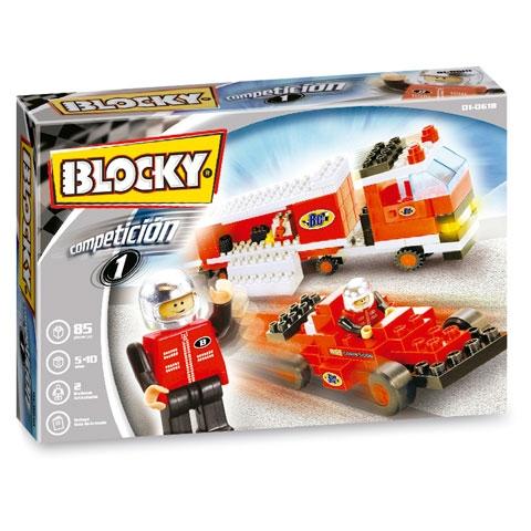 BLOCKY - COMPETICION 1 130 PIEZAS