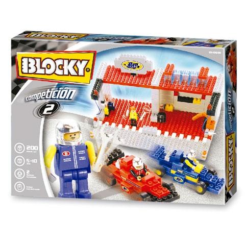 BLOCKY - COMPETICION 2 200 PIEZAS