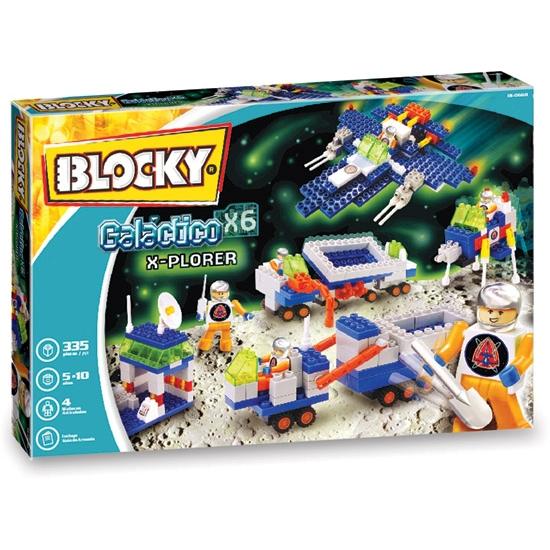 BLOCKY -  XPLORER X6 335PZ