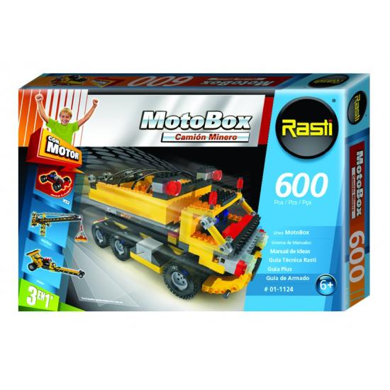 RASTI  - MOTOBOX CAMION 600