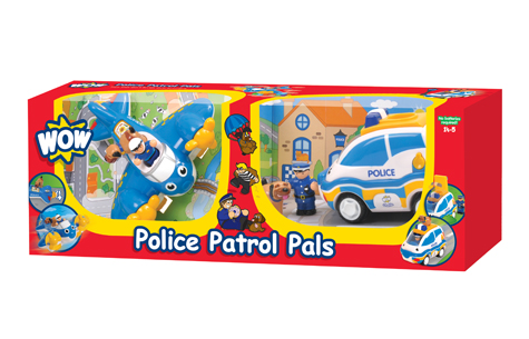 WOW - ESCUADRÓN DE POLICÍAS