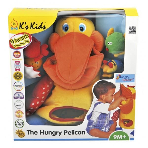 K's KIDS - EL PELÍCANO HAMBRIENTO