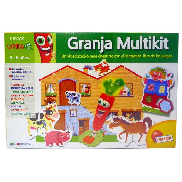 CAROTINA - GRANJA MULTIKIT