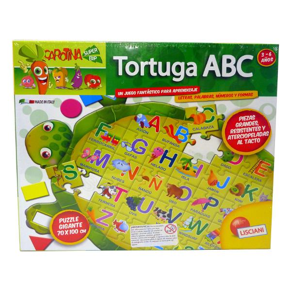 CAROTINA - TORTUGA ABC