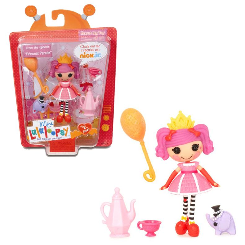 MINI LALALOOPSY - MOMENTS IN (Peanut Big Top) - Bebemi