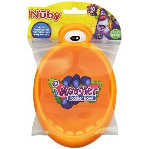 NUBY - BOWL MONSTER