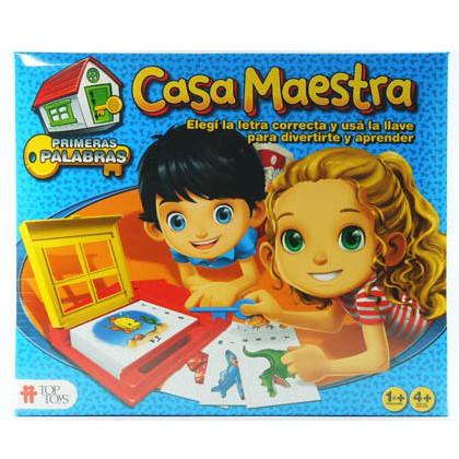 TOP TOYS - CASA MAESTRA PALABRAS