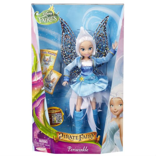 Disney Fairies - HADAS PIRATA PERIWINKLE