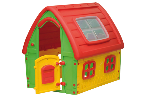 STARPLAST - CASITA FAIRY HOUSE 123.5X102.5X121.5CM