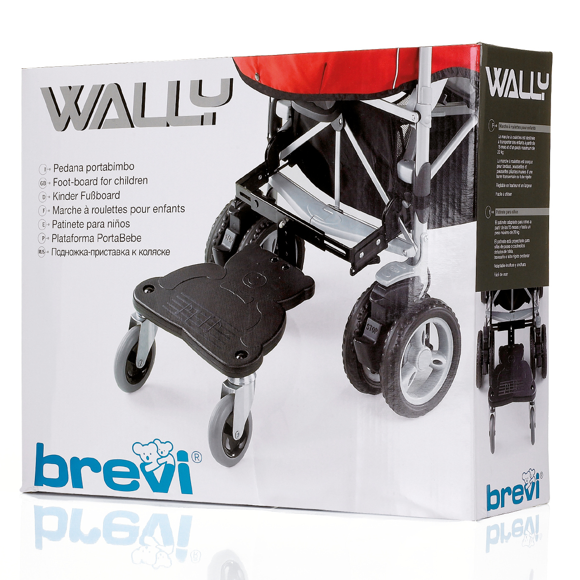 BREVI - WALLY PORTA NIÑO