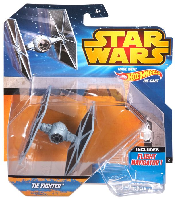 HOT WHEELS - STAR WARS TIE FIGHTER-