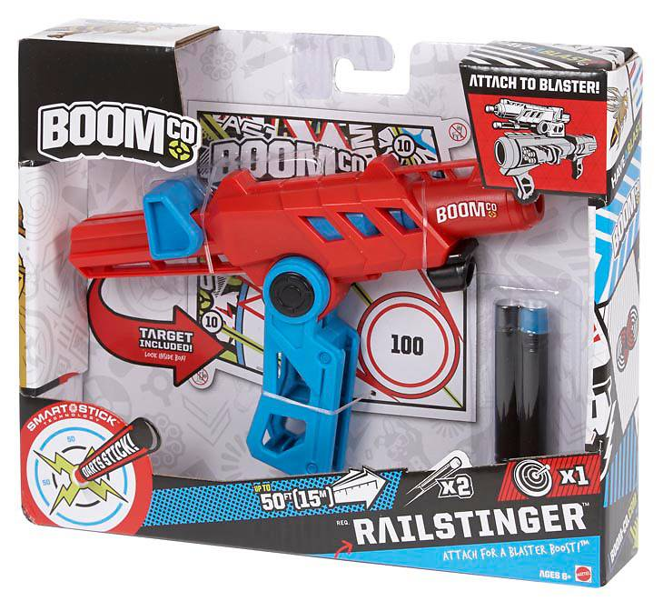 BOOMCO - RAILSTINGER