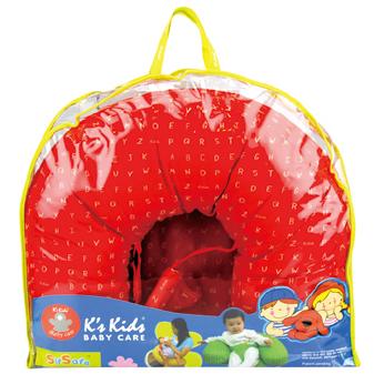 K'S KIDS - SIT SAFE - ROJO