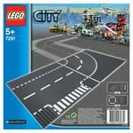 LEGO CITY - JUNTAS EN T Y CURVAS