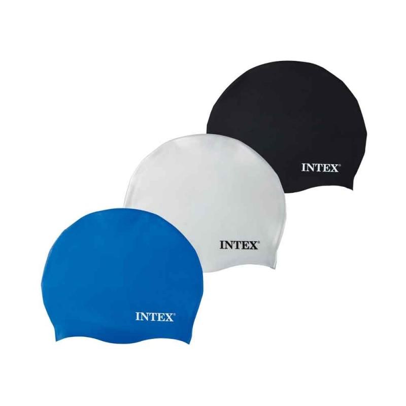 INTEX - GORRA PARA PISCINA DE SILICONA 55991