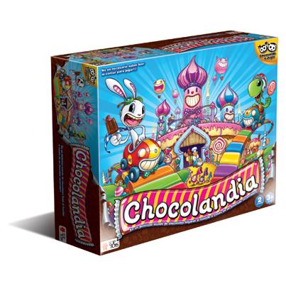 TOP TOYS - CHOCOLANDIA