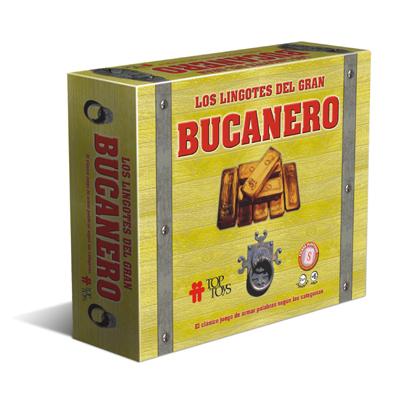 TOP TOYS - LOS LINGOTES DEL GRAN BUCANERO