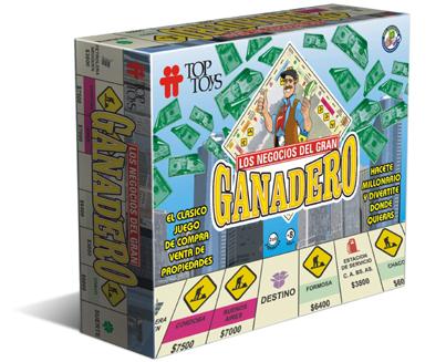 TOP TOYS - LOS NEGOCIOS DEL GRAN GANADERO