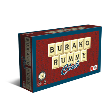 TOP TOYS - BURAKO RUMMY CLUB