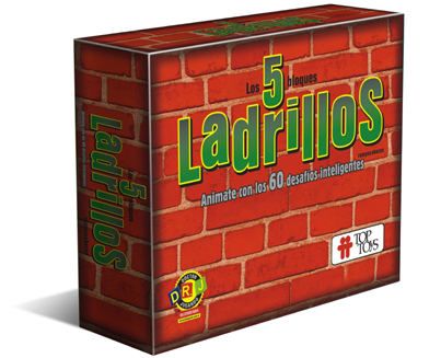 TOP TOYS - 5 LADRILLOS
