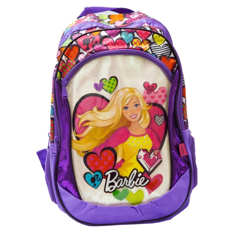 BARBIE - MOCHILA BARBIE