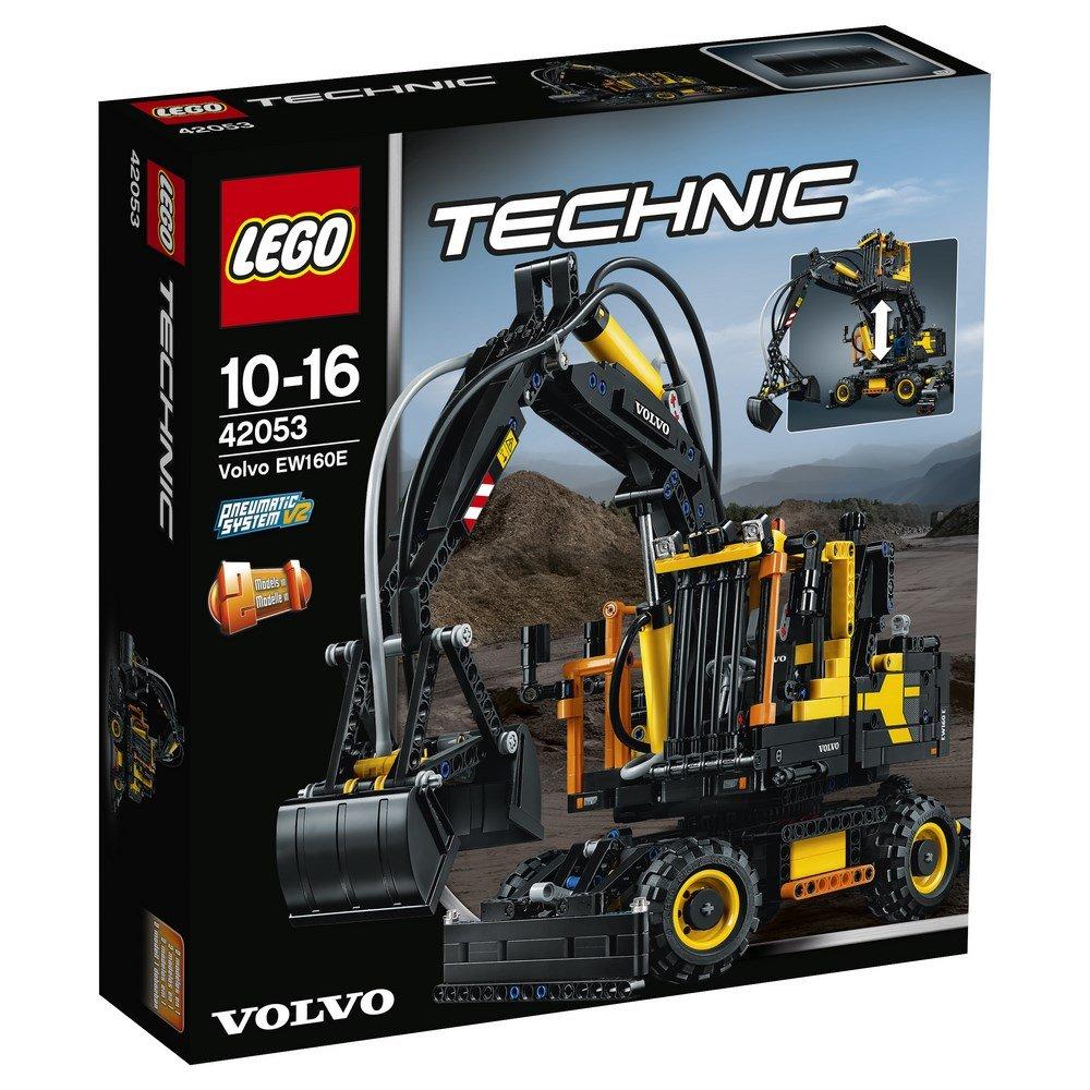 LEGO - VOLVO EW160E 42053