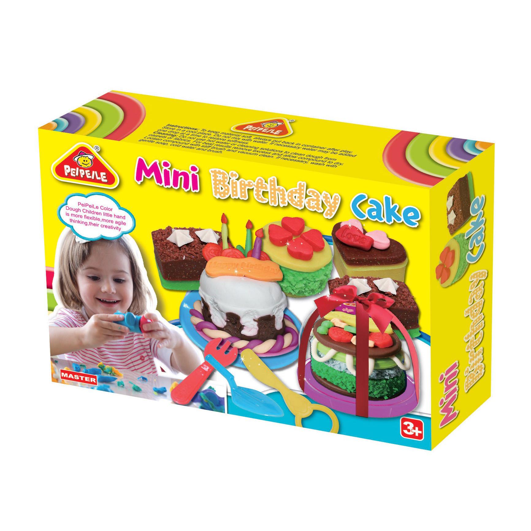 PEIPEILE - MASAS MINI BIRTHDAY  CAKE